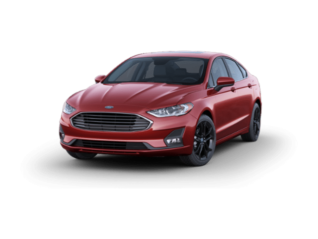 2019 Ford Fusion SE Sedan 3FA6P0HD5KR165001